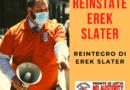 Fermare la repressione contro la solidarietà sindacale verso le manifestazioni Black Lives Matter negli Stati Uniti! Reintegro del nostro compagno Erek Slater, autista di autobus di Chicago e rappresentante del sindacato ATU!