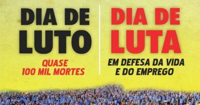 Brasile: 7 Agosto giornata di Lotta e Lutto!