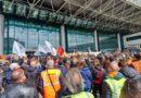 Solidarietà e sostegno allo sciopero nazionale generale del comparto aereo-aeroportuale-indotto