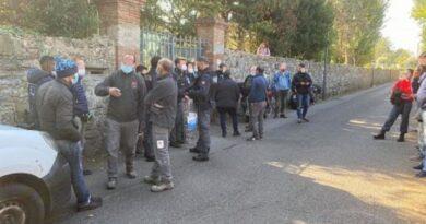Mercoledì 20 ottobre: la risposta al bisogno casa, polizia in assetto anti sommossa a Quaracchi ed a Careggi!